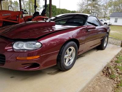 2002 modded camaro