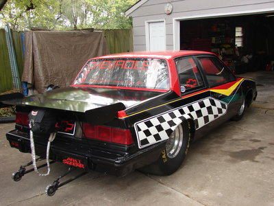 2 drag cars for Trade