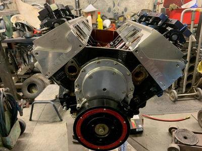 Chevy 582 BBC Engine
