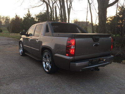 2007 Chevy Avalanche LTZ 4WD - Final Markdown!
