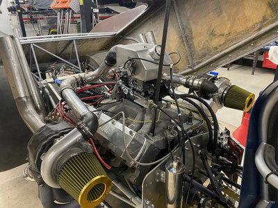 Twin Turbo 496