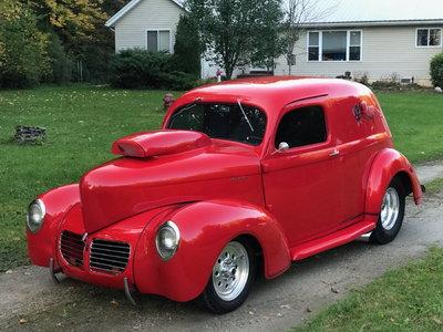 1940 Sedan Delivery