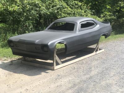 Nostalgia Funny car bodies