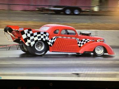 1937 Chevy Pro Mod