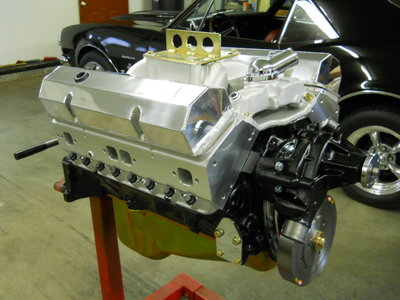 388 Stroker, Eagle Crank & Rods, Howards Hyd. Roller Cam