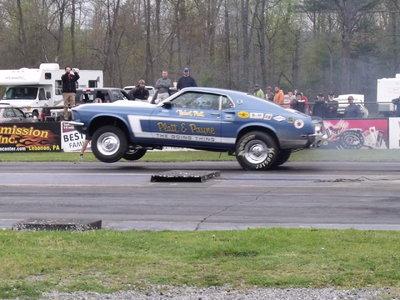 1969 Mustang stocker 428cj