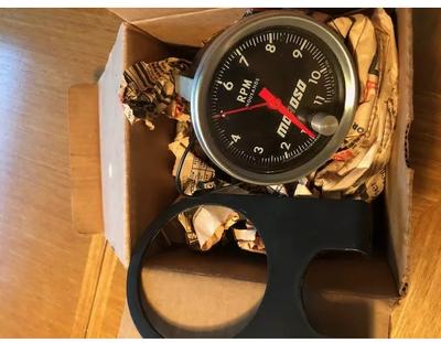 Moroso Mechanical Tachometer