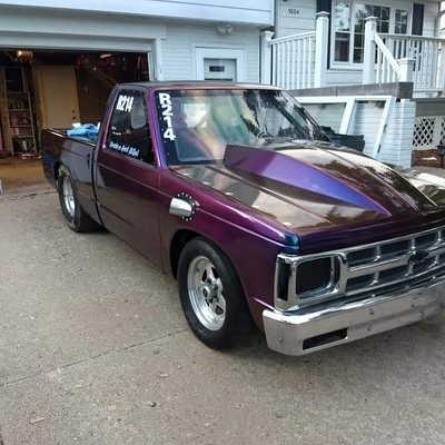 1989 Chevrolet s10