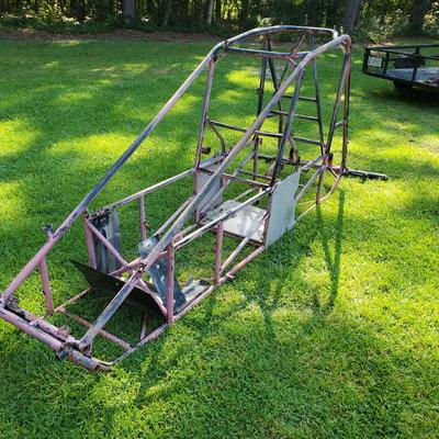 sprint car frame (pending sale)