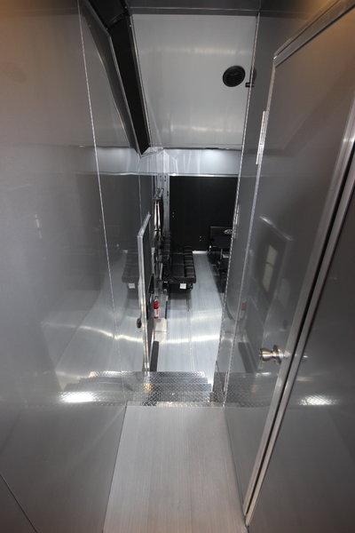 2020 ATC QUEST 30ft Aluminum w/ 7,000lb Axles Toy Hauler