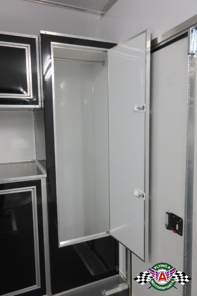 New 2019 Continental Cargo 30' Auto Master Race Trailer with