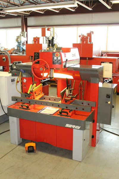 Serdi 4.0 Valve Guide and seat Machine  for Sale $48,500