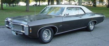 1969 CHEVROLET IMPALA  for Sale $7,950