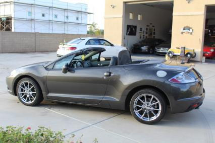 2011 mitubishi eclips gt spyder convertible  for Sale $9,995