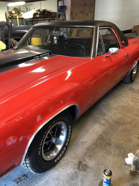 1970 CHEVROLET EL CAMINO  for Sale $22,500
