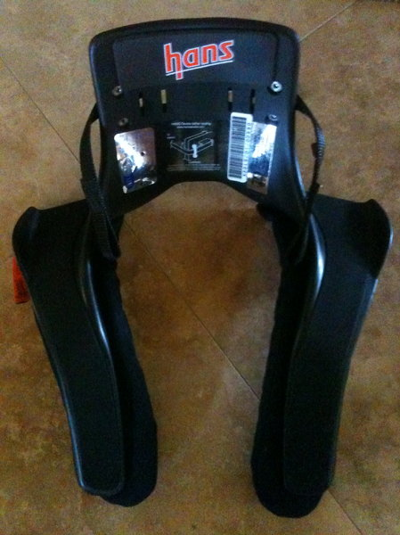 HANS Device PRO MODEL Large- Recertified  for Sale $675