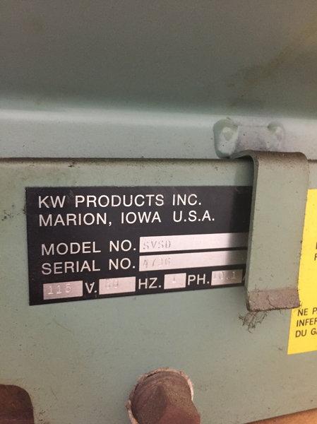 SVS-2 Deluxe Kwik Way Valve Refacer  for Sale $5,000