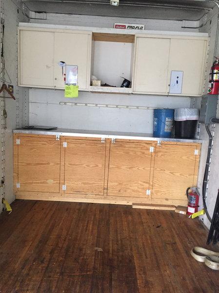1992 Peterbilt and 40' low deck van trailer  for Sale $18,000