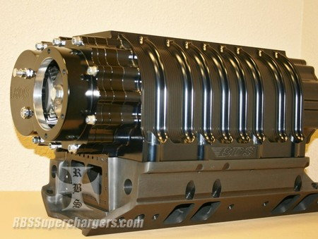 BDS 10-71 Stage 3 BBC Std. Deck Blower Kit  for Sale $6,495