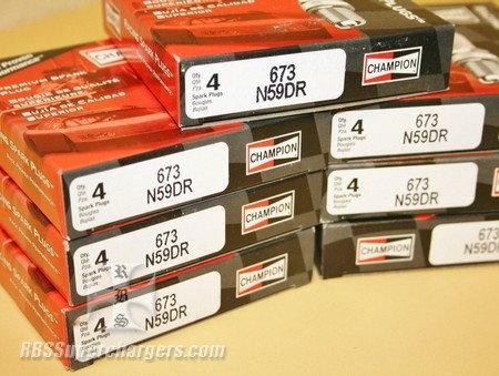 Used Champion N59DR Spark Plug  for Sale $3.75