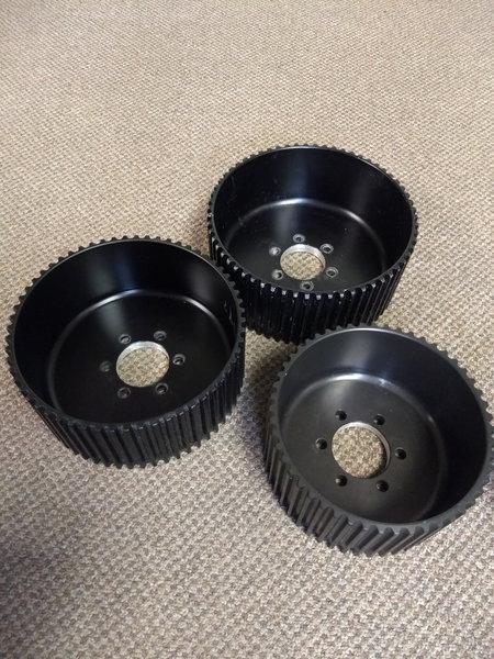 11mm Blower Pulleys & Belts  for Sale $375