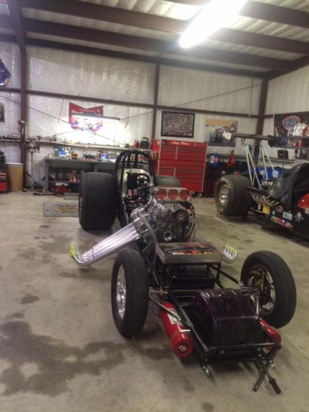 1957 chevy (McEwen body)   for Sale $50,000