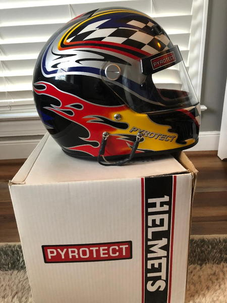 Pyrotect Helmet  for Sale $275