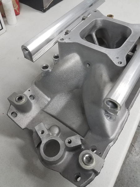 SUPER STOCK SBC HEADS and INTAKE  for Sale $6,500