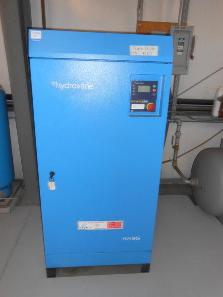 Hydro-Vane air compressor  for Sale $11,500