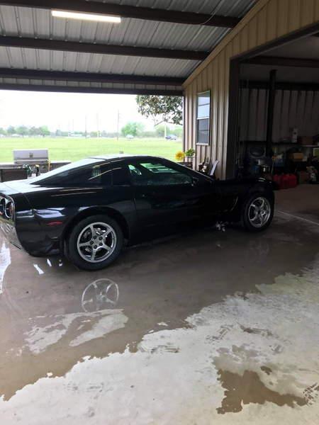 C5 corvette race car roller straight axle  for Sale $8,500