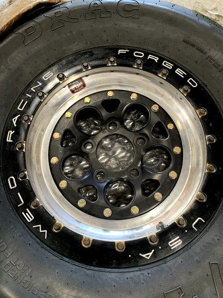 """Weld Magnum wheels Beadlock 15x10 5x4.75""""   for Sale $999"""