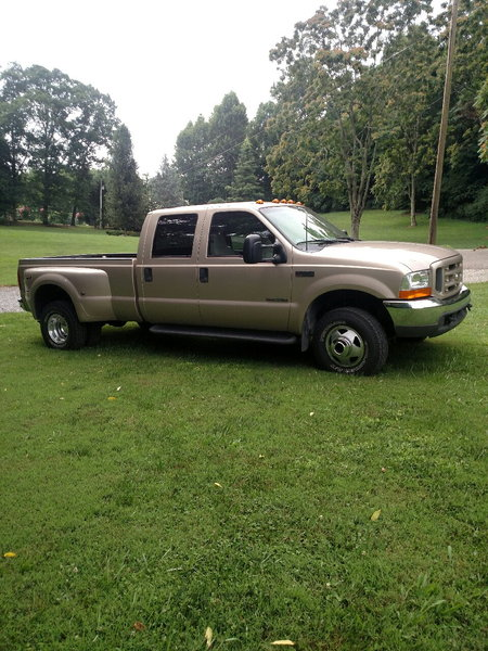 1999 F350 7.3 Lariat orginal owner 101,448 miles   for Sale $25,950