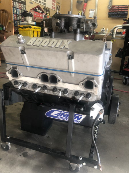 Pump Gas 355 SBChevy  for Sale $6,000