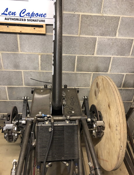 All carbon S&W dragster 4link roller  for Sale $22,500