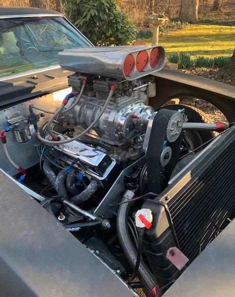 1968 Pro Street Camaro  for Sale $18,000