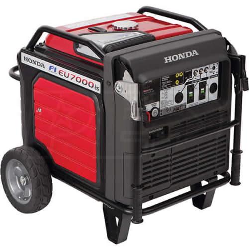 HONDA EU7000is - 5500 Watt Electric Start Portable Inverter   for Sale $4,199