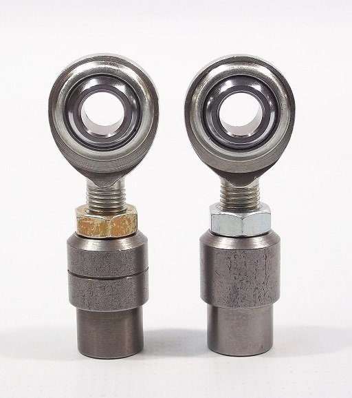 3/8-24 Econ Panhard Bar Rod End Kit With .058 Bungs  for Sale $16.60