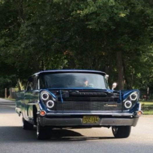 1959 Lincoln Continental Mark 4 coupe   for Sale $24,000