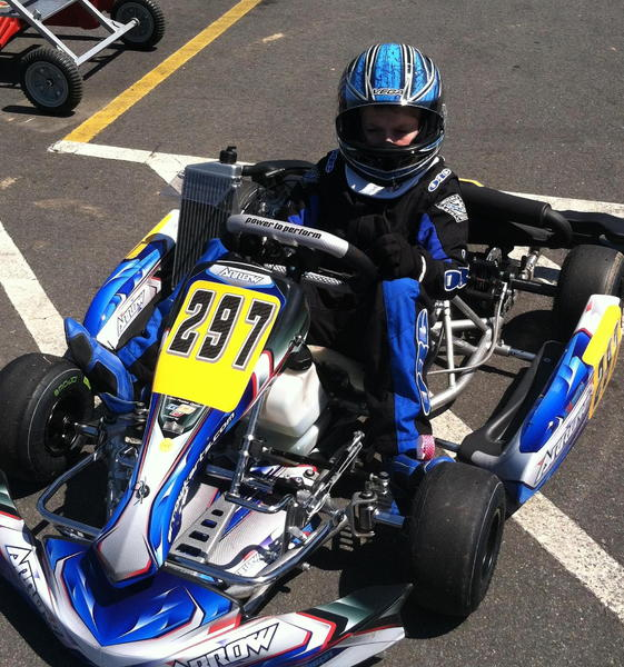 Racing Go Kart: Arrow X2 Chassis, Rotax 125 Mini-Max Engine for sale in  WAKE FOREST, NC, Price: $3,700