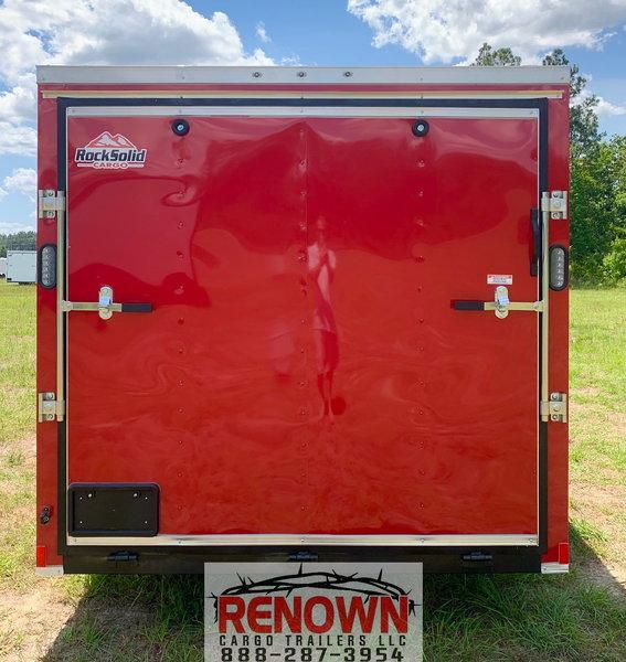**NEW** 7x14 Enclosed CONCESSION Trailer w/13,500 A/C w/ Hea  for Sale $6,999