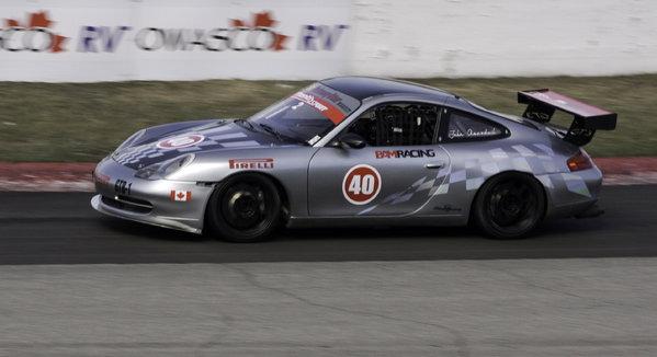 Porsche 996 3.6 l GTB1/GT3 race car  for Sale $39,990