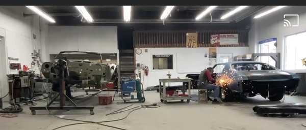 Joe Que's Custom & Restorations