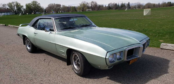 1969 PONTIAC FIREBIRD  for Sale $24,900