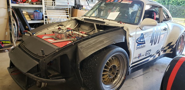 993 RSR Twin Turbo GT2, 3.0L w 617WHP