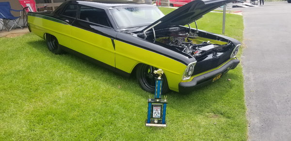 1966 Chevrolet Chevy II  for Sale $70,000