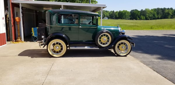 1929 Ford Model A  for Sale $12,500