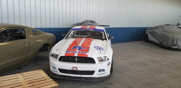 2013 Mustang Boss 302R