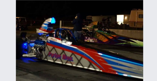 2005 M&M 4Link Dragster  for Sale $23,000