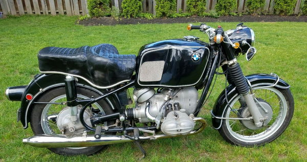 1969 BMW R-Series  for Sale $9,800