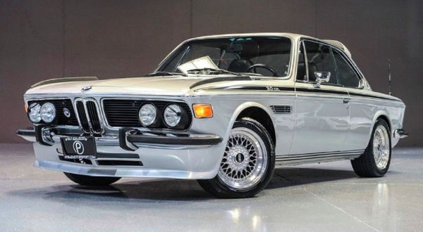 1972 BMW 3.0CS  for Sale $41,200